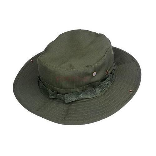 Military Boonie Bucket Drawstring Hat (Army Green) - Kwikibuy Amazon