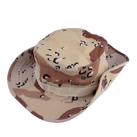 Military Boonie Bucket Drawstring Hat (Desert Storm) - Kwikibuy Amazon