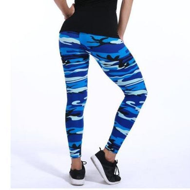 Camouflage Sport Leggings (1 Size - 5 Colors) - Kwikibuy Amazon Global