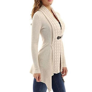 Cardigan-Long-Sleeve-Sweater-Pink  - Kwikibuy Amazon Global
