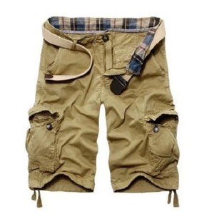 🍀 Casual Loose Fit Cargo Shorts (4 Colors - *7) Sizes  - Kwikibuy Amazon Global