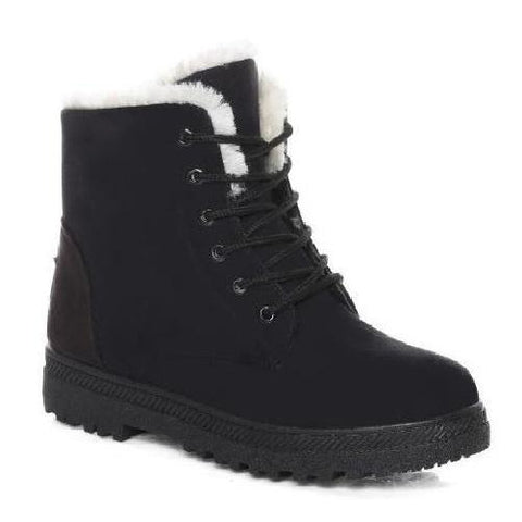 Classic-Snow-Boots-Black  - Kwikibuy Amazon Global