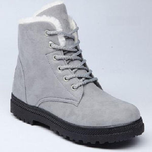 Classic-Snow-Boots-Grey  - Kwikibuy Amazon Global