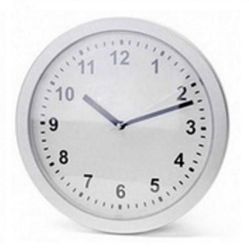 Wall Clock Safe $29.99 White - Kwikibuy.com Decor™®