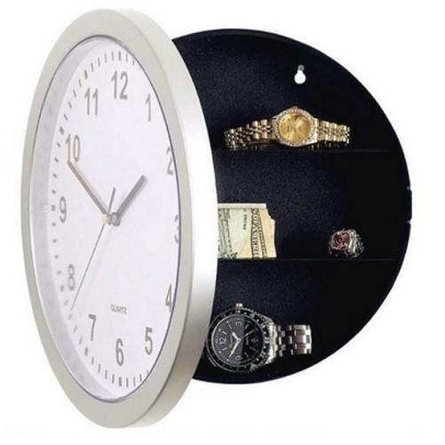 Wall Clock Safe $20.17 - Kwikibuy.com Decor™®