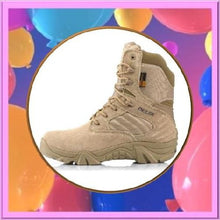 Load image into Gallery viewer, Commando-Hiking-Boots-Sand  - Kwikibuy Amazon Global
