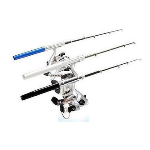 Mini Fishing Rod Pole Reel  - Kwikibuy Amazon Global