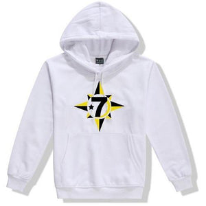 Customized-Cotton-Pullover-Hoodie-White  - Kwikibuy Amazon Global