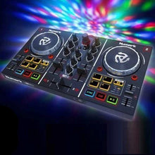 Load image into Gallery viewer, DJ Controller with Built-in Light show w/ Free Headphones  - Kwikibuy Amazon Global