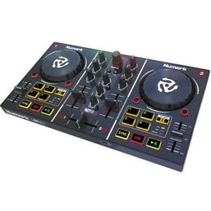 DJ Controller with Built-in Light show w/ Free Headphones  - Kwikibuy Amazon Global