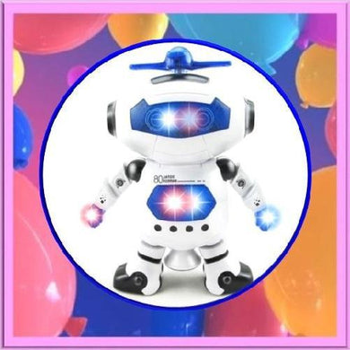 Dancing Humanoid Robot With Light  - Kwikibuy Amazon Global