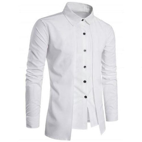 Shop-Now-Designer-Double-Panel-Long-Sleeve-Shirt-White-Kwikibuy.com-All-Men-Clothing-Dress-Shirts-Tops