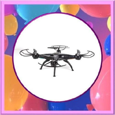 Drone Helicopter With Camera (Black)  - Kwikibuy Amazon Global