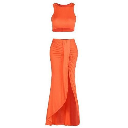 Elegant Maxi Skirt Outfit  - Kwikibuy Amazon Global
