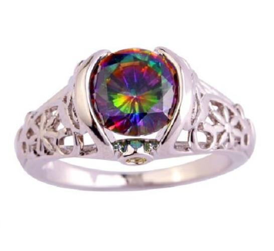 RAINBOW SILVER RING $19.99 - Kwikibuy.com™® Official Site~Free Shipping