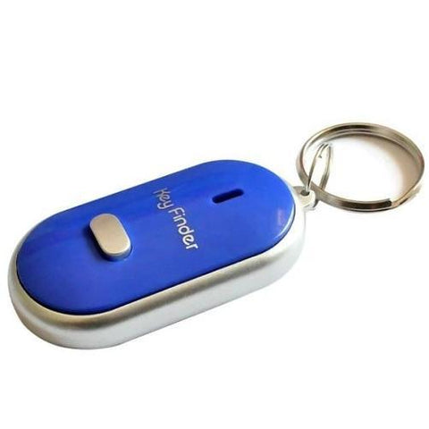 Flashing and Beeping Key Finder (Blue)  - Kwikibuy Amazon Global
