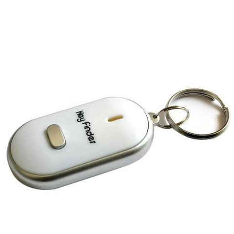 Flashing & Beeping Key Finder (White) Kwikibuy Amazon Global | Auto | Home | Key | Accessories