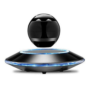 Levitating Orb Flashing Speaker (Blue & Black)  - Kwikibuy Amazon Global