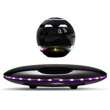 Load image into Gallery viewer, Levitating-Orb-Flashing-Speaker-Red-Black  - Kwikibuy Amazon Global