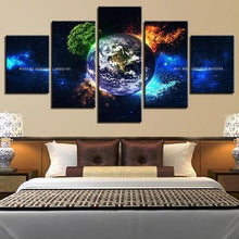 Load image into Gallery viewer, 5 Panel Framed Wall Art (Nature)  - Kwikibuy Amazon Global