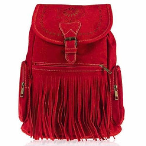 Fringe Design Blue Satchel (5 Colors)  - Kwikibuy Amazon Global