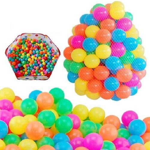 50 Ocean Balls 5.5 cm / 2.1 inches (Multi-Colored) | Kwikibuy Amazon | United States