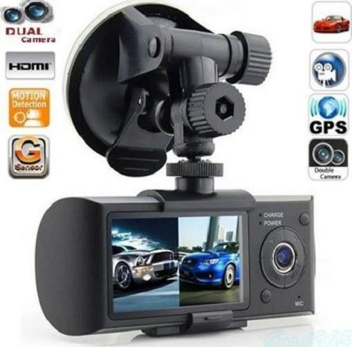 GPS G-Sensor Night Vision HD Dual Lens DVR Dash Cam $69.11 - God Degree Clothing And Accessories™® - GD's™®