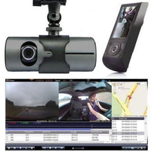 Load image into Gallery viewer, GPS G-Sensor Night Vision HD Dual Lens DVR Dash Cam - Kwikibuy Amazon Global