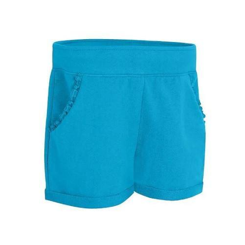 Girl's Ruffle Pocket Shorts  - Kwikibuy Amazon Global