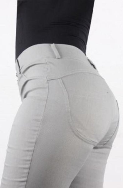 Curve-Enhancing-Pants-Grey  - Kwikibuy Amazon Global