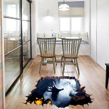 Load image into Gallery viewer, Halloween Party Scary Girl #3 3D Wall Sticker  - Kwikibuy Amazon Global