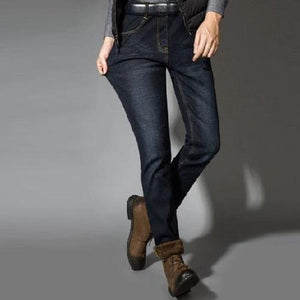 High Quality Men's Winter Jeans (2 Colors - 11 Sizes)  - Kwikibuy Amazon Global