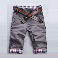 Load image into Gallery viewer, High-Quality-Short-Pants-Grey  - Kwikibuy Amazon Global