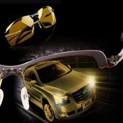 High-End Night Vision Polarized UV400 Driving Glasses $19.99 - Kwikibuy.com™®