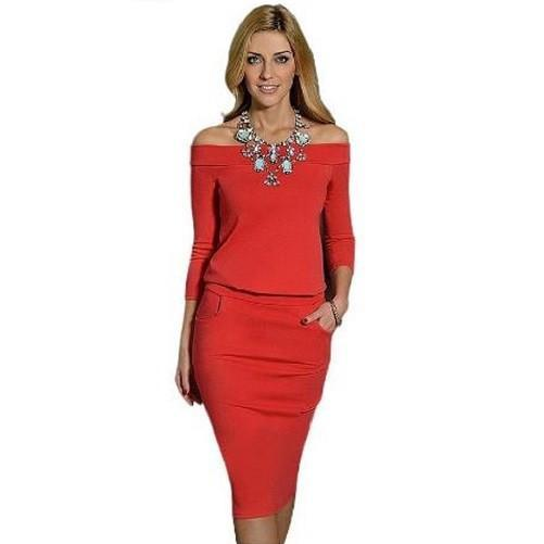High Quality Elegant Dress $39 (Red) - Kwikibuy.com™® Official Site