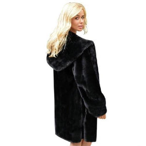 Hooded Fur Parka (6 Sizes)  - Kwikibuy Amazon Global