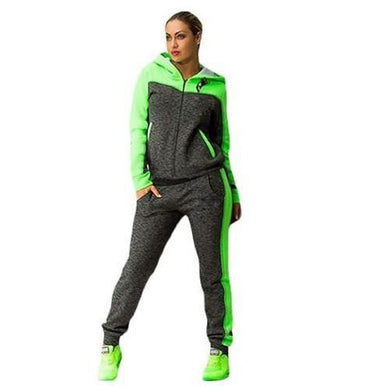 🍀 Hooded Jogging Suit (8 Sizes - 2 Colors)  - Kwikibuy Amazon Global