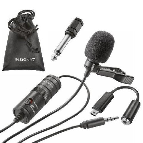 Omnidirectional Lapel Microphone $59.01 - God Degree Clothing And Accessories™® - GD's™®