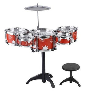 Drum Set (Red Junior)  - Kwikibuy Amazon Global