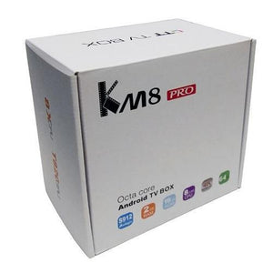 KM8 Pro Android 6 0 4K KODI 17 0 Amlogic TV Box