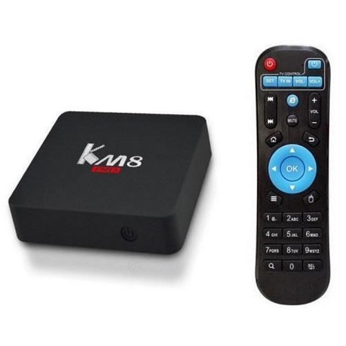 KM8 Pro Android 6.0 4K KODI 17.0 Amlogic TV Box  - Kwikibuy Amazon Global