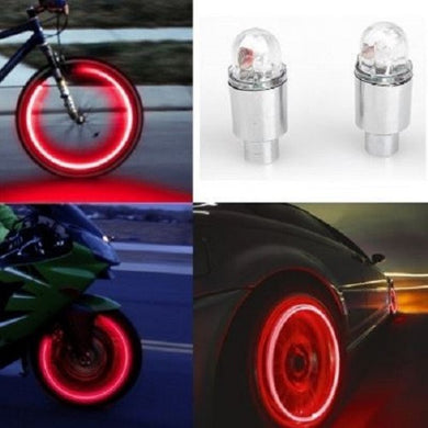 Flashing LED Wheel Lights  - Kwikibuy Amazon Global