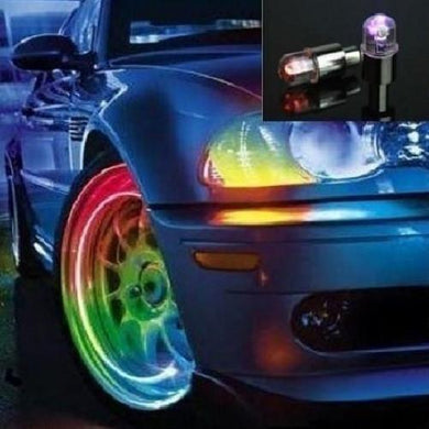 Neon LED Wheel Lights  - Kwikibuy Amazon Global
