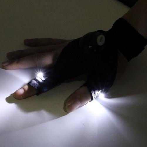 LED Glove Flashlight | Kwikibuy Amazon Global | United States | LED | All | Gloves | Light | Work Gloves | Hand wrap
