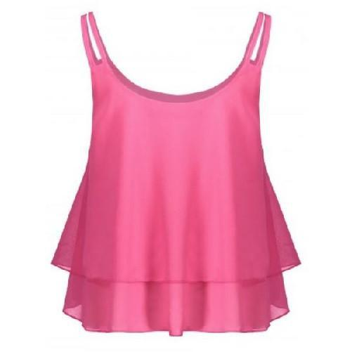 Shop-Now-Chiffon-Cami-Top-Peach-Red-Kwikibuy.com-Women-Clothes-Tops