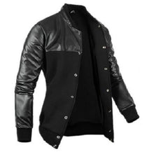 Load image into Gallery viewer, Leather Leisure Jacket (2 Colors - 4 Sizes)  - Kwikibuy Amazon Global