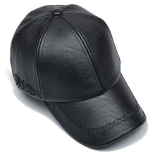 Load image into Gallery viewer, Leather Baseball Cap (3 Colors)  - Kwikibuy Amazon Global
