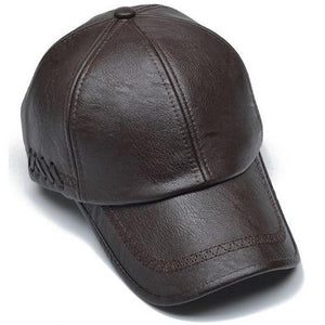 Leather-Snapback-Baseball-Black-Caps  - Kwikibuy Amazon Global