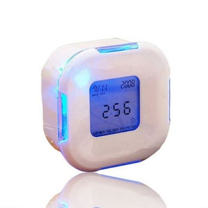 Led Digital Luminous Alarm Clocks (Cube)  - Kwikibuy Amazon Global