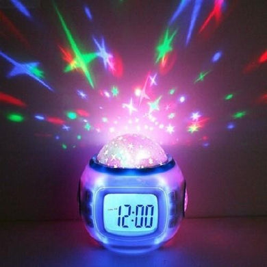 Starry Sky Projector Clocks - Kwikibuy Amazon Global Online S Hopping Mall Clock type: LED Digital Alarm Clock Automatic projection focus Functions: Alarm